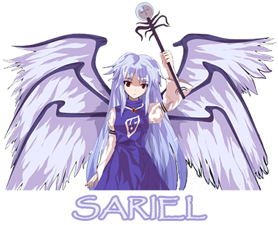 Touhou 1 : Highly Responsive to Prayers Touhou1-Sariel2