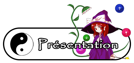 Touhou 2 : Story of Eastern Wonderland Touhou2-Presentation